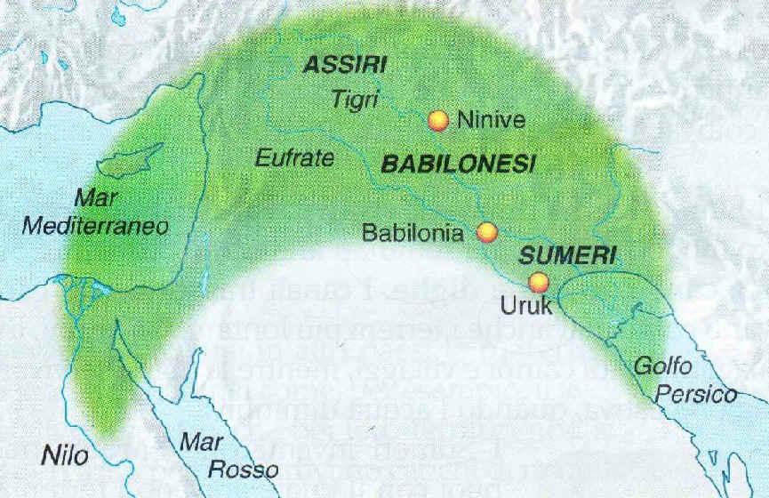 Cartina Geografica Della Mezzaluna Fertile Pieterduisenberg